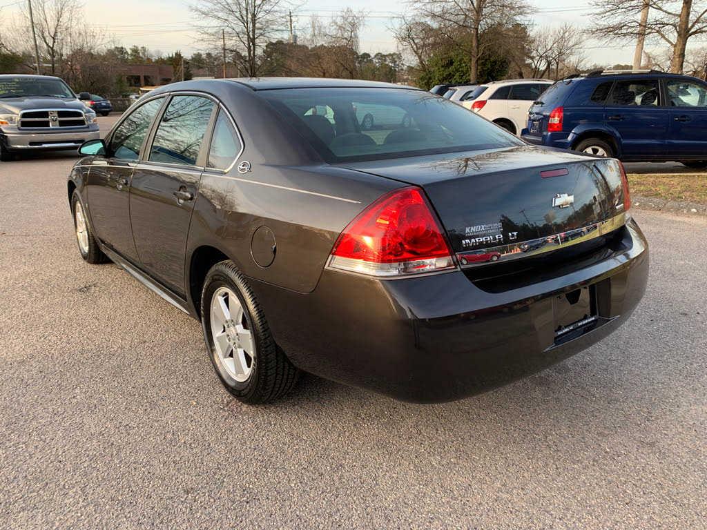 Chevrolet Impala 2009 $5900.00 incacar.com