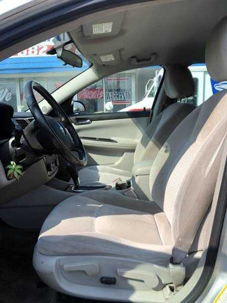 Chevrolet Impala 2010 $3300.00 incacar.com