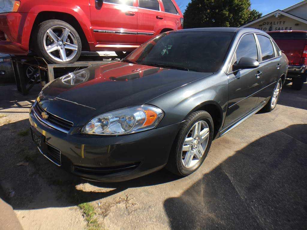 Chevrolet Impala 2010 $3000.00 incacar.com