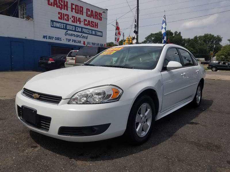 Chevrolet Impala 2010 $3850.00 incacar.com