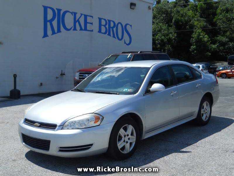 Chevrolet Impala 2010 $5900.00 incacar.com