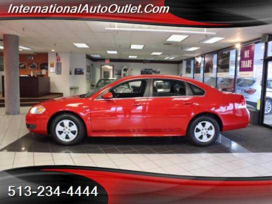 Chevrolet Impala 2010 $6495.00 incacar.com