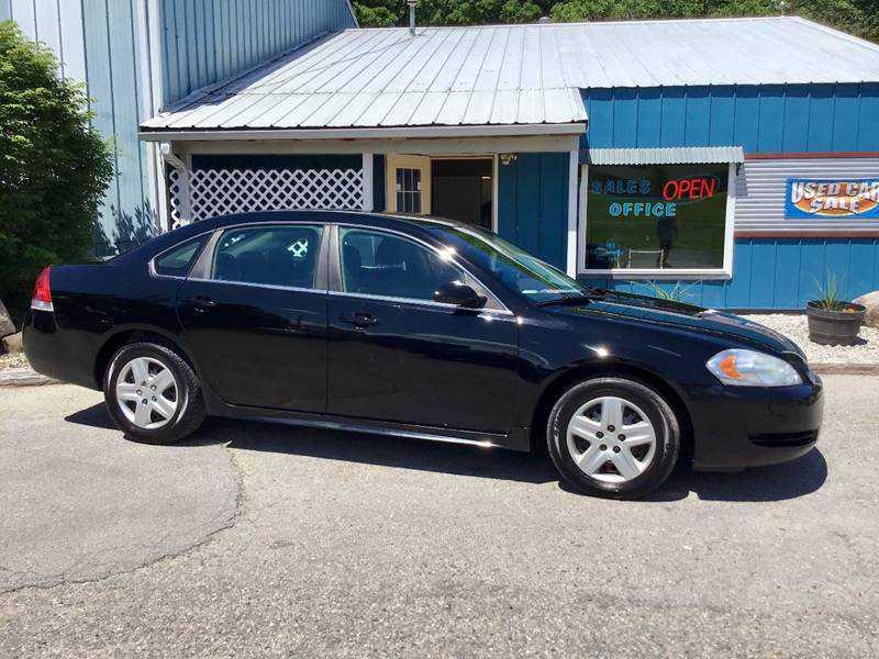Chevrolet Impala 2010 $1195.00 incacar.com