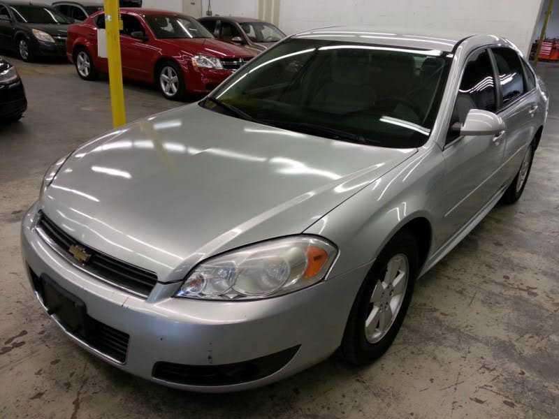 Chevrolet Impala 2011 $3995.00 incacar.com