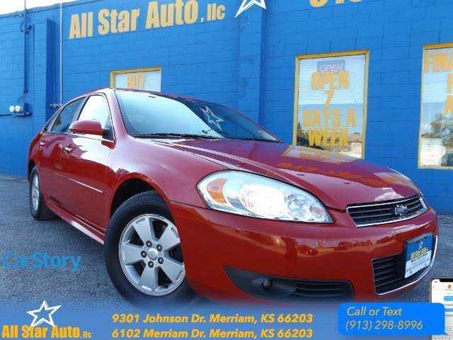 Chevrolet Impala 2011 $3949.00 incacar.com