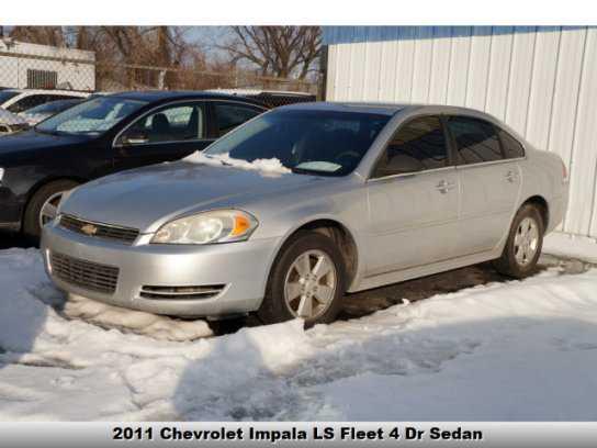 Chevrolet Impala 2011 $3700.00 incacar.com