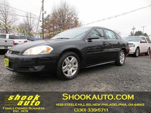Chevrolet Impala 2011 $4975.00 incacar.com