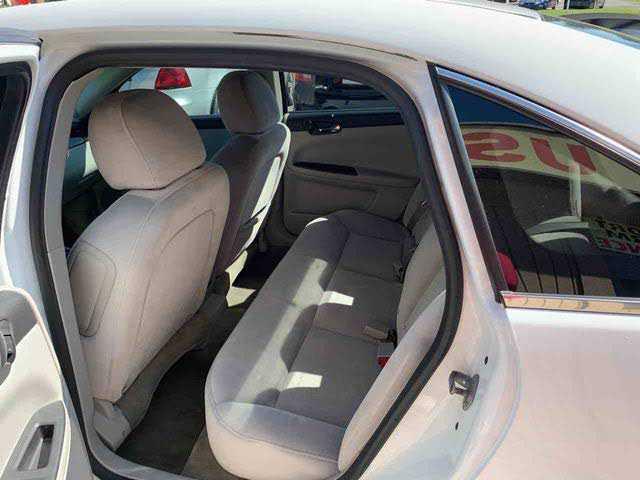 used Chevrolet Impala 2011 vin: 2G1WG5EK1B1195815