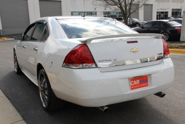 Chevrolet Impala 2011 $4875.00 incacar.com