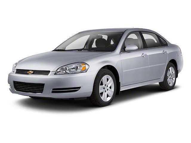 Chevrolet Impala 2011 $3988.00 incacar.com