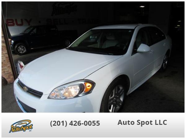 Chevrolet Impala 2011 $3799.00 incacar.com