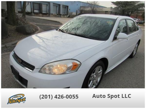 Chevrolet Impala 2011 $3499.00 incacar.com