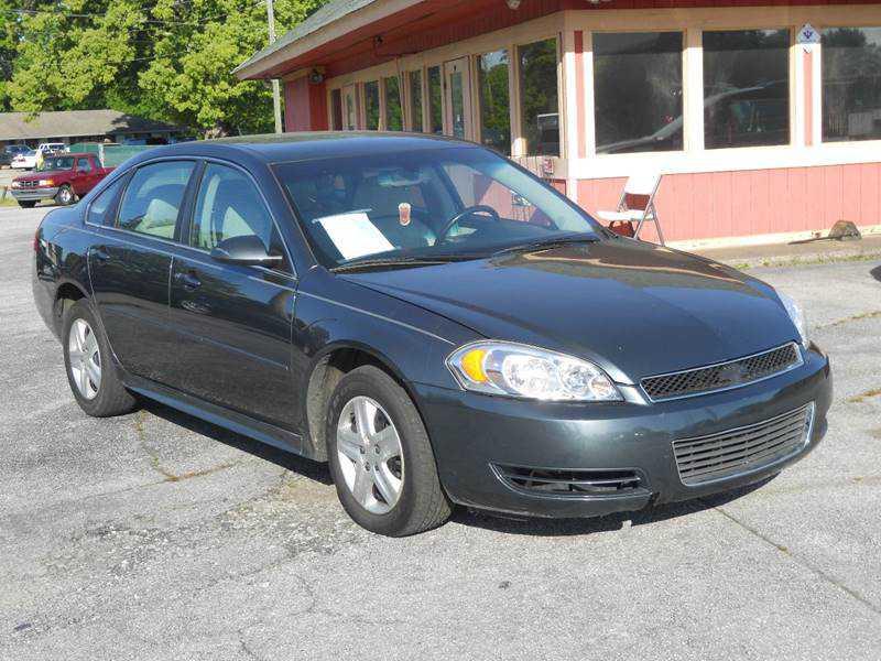 Chevrolet Impala 2011 $4500.00 incacar.com