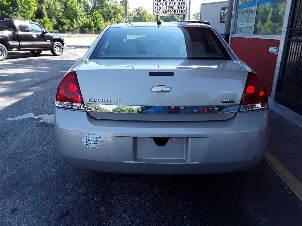Chevrolet Impala 2011 $500.00 incacar.com