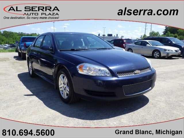 Chevrolet Impala 2012 $3500.00 incacar.com