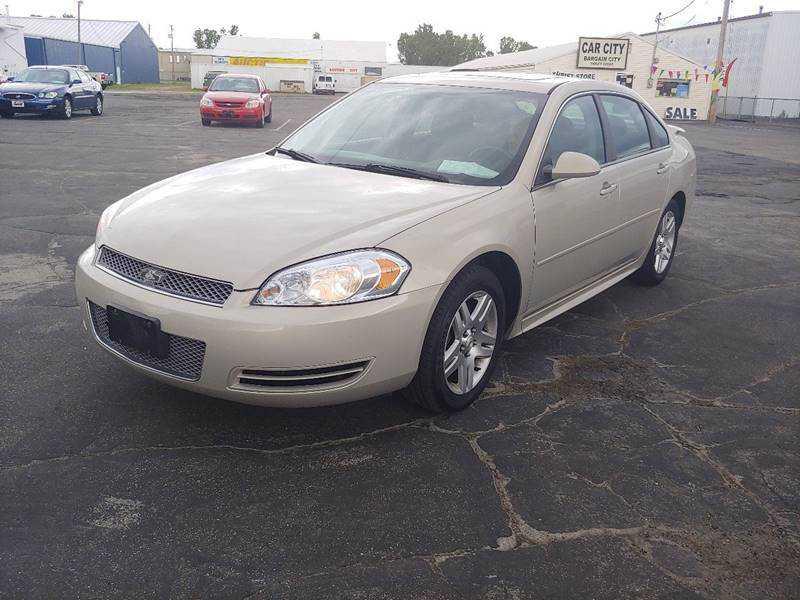Chevrolet Impala 2012 $3495.00 incacar.com