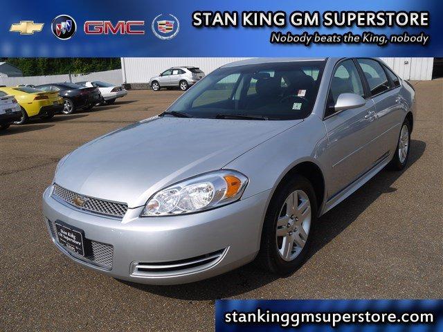 Chevrolet Impala 2012 $13465.00 incacar.com