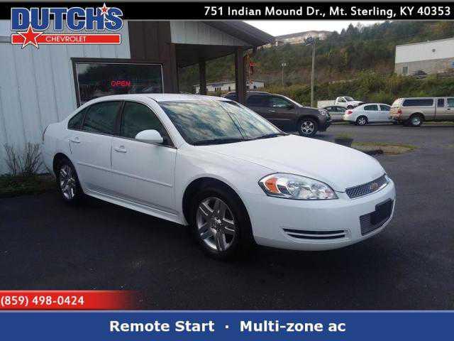 Chevrolet Impala 2012 $8000.00 incacar.com