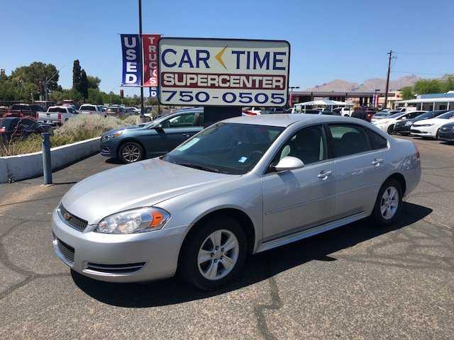 Chevrolet Impala 2012 $8495.00 incacar.com