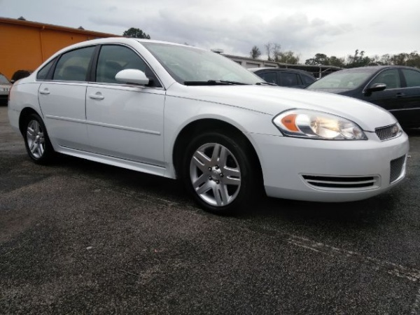 Chevrolet Impala 2012 $3999.00 incacar.com
