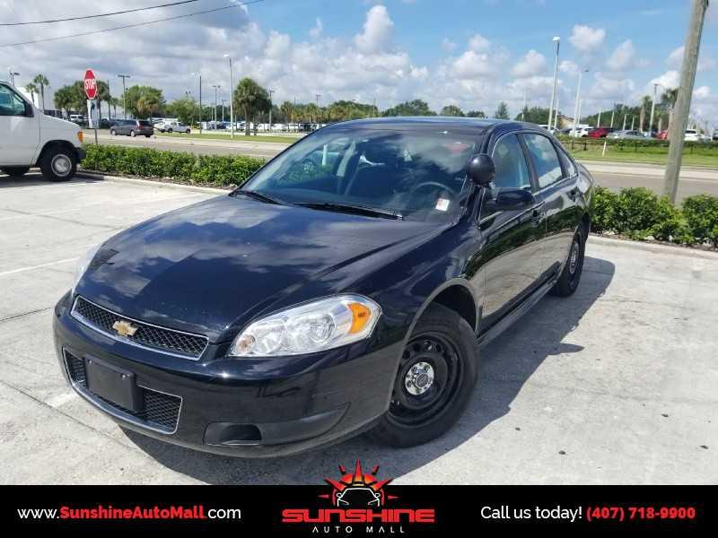 Chevrolet Impala 2012 $12760.00 incacar.com