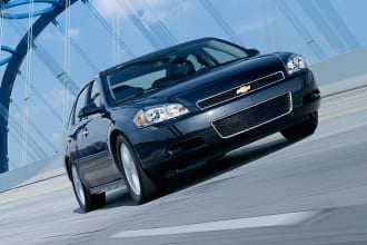 Chevrolet Impala 2012 $4271.00 incacar.com