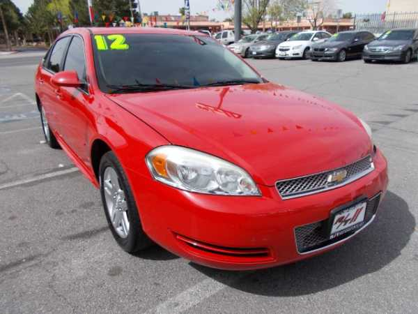Chevrolet Impala 2012 $6995.00 incacar.com