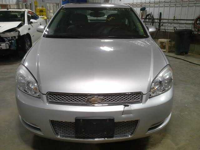 Chevrolet Impala 2012 $2950.00 incacar.com