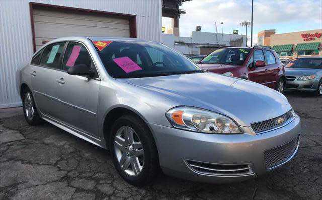 Chevrolet Impala 2012 $3950.00 incacar.com