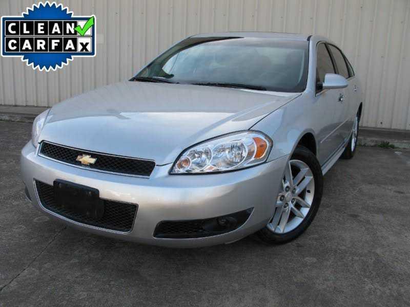 Chevrolet Impala 2012 $5999.00 incacar.com