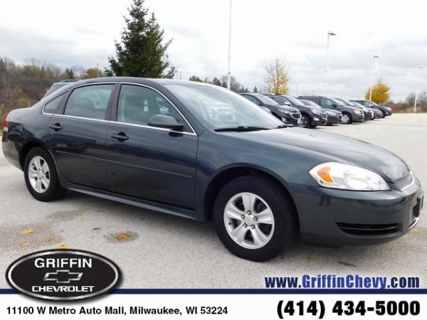 Chevrolet Impala 2013 $6419.00 incacar.com