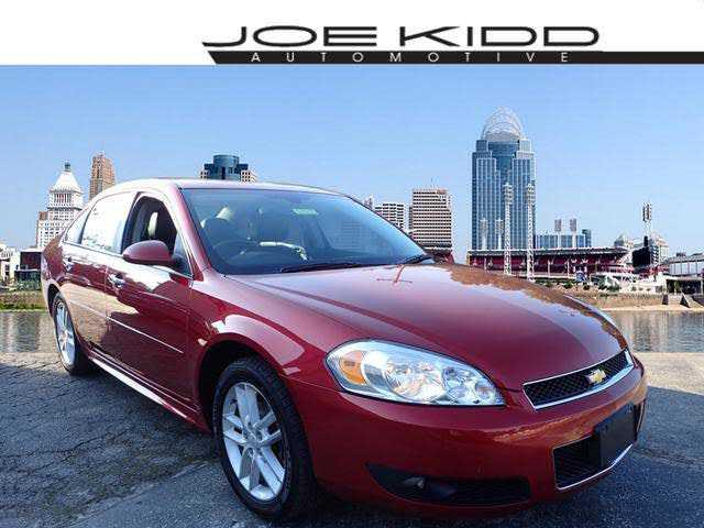 Chevrolet Impala 2013 $12988.00 incacar.com