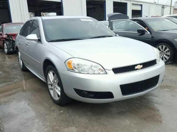 Chevrolet Impala 2013 $4999.00 incacar.com