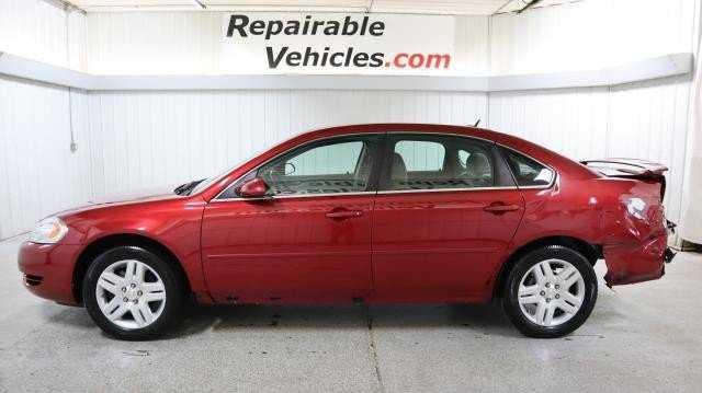 Chevrolet Impala 2013 $3775.00 incacar.com