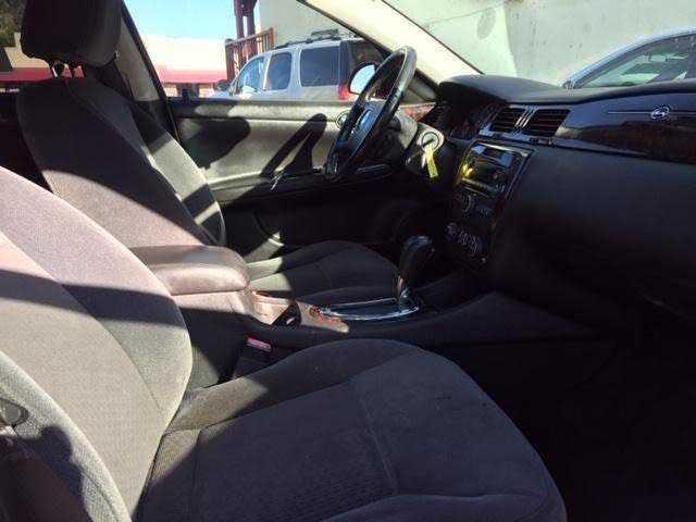 Chevrolet Impala 2013 $799500.00 incacar.com