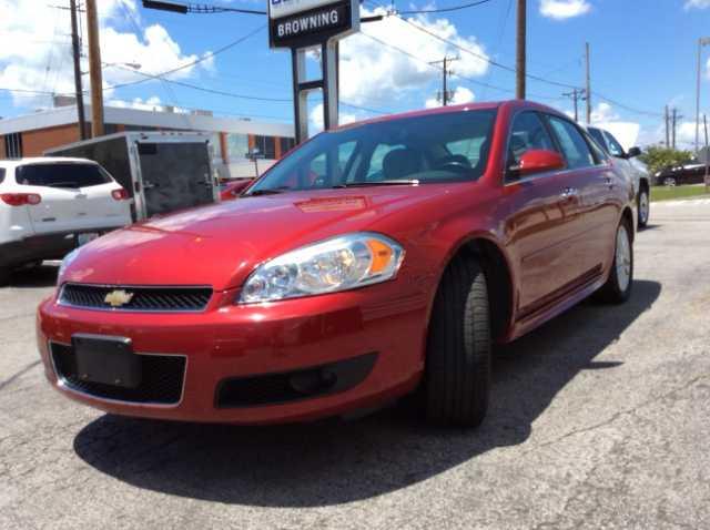 Chevrolet Impala 2013 $6775.00 incacar.com