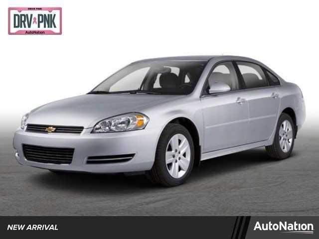 Chevrolet Impala 2013 $6496.00 incacar.com
