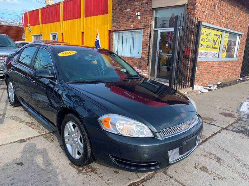 Chevrolet Impala 2013 $5495.00 incacar.com