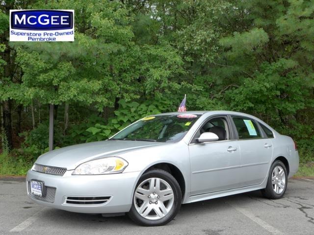 Chevrolet Impala 2013 $9996.00 incacar.com