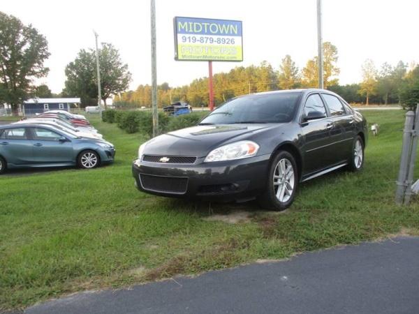 Chevrolet Impala 2013 $6495.00 incacar.com