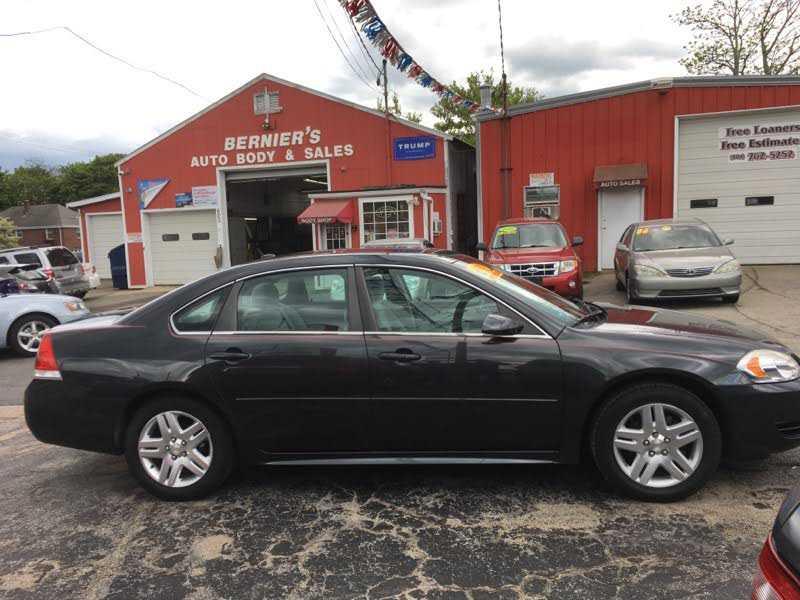 Chevrolet Impala 2013 $9995.00 incacar.com