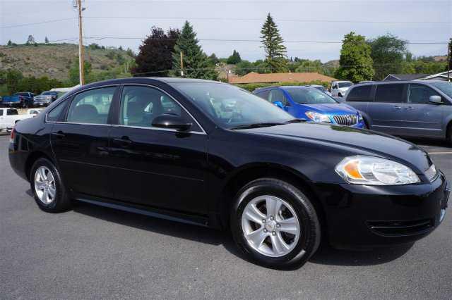 Chevrolet Impala 2014 $12870.00 incacar.com