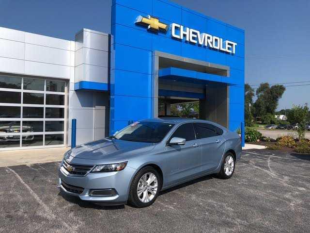 Chevrolet Impala 2014 $13900.00 incacar.com