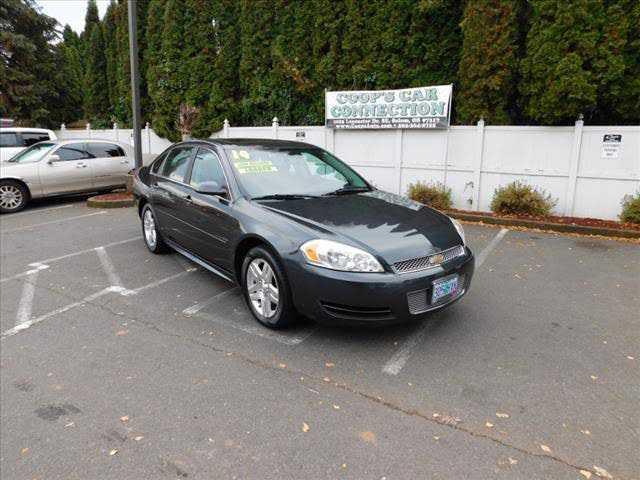 Chevrolet Impala 2014 $8999.00 incacar.com