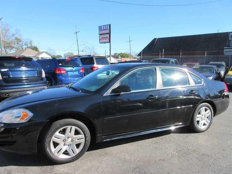 Chevrolet Impala 2014 $4950.00 incacar.com