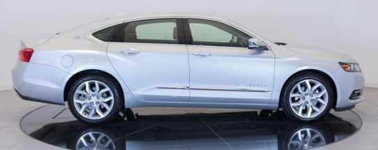 Chevrolet Impala 2014 $16.00 incacar.com