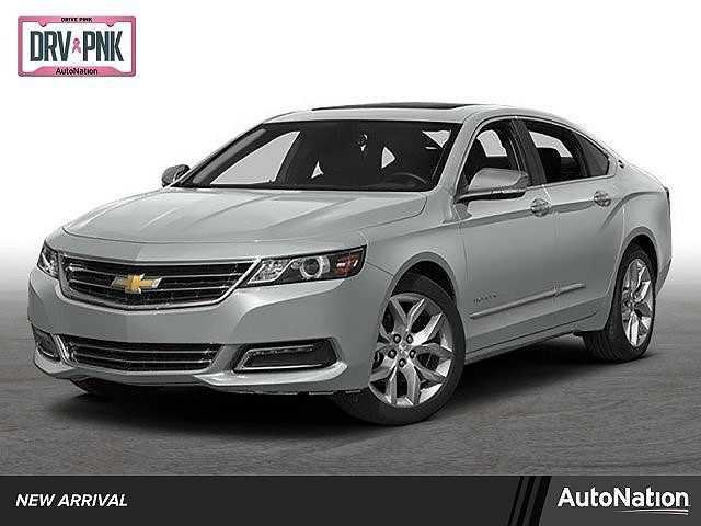Chevrolet Impala 2014 $8614.00 incacar.com