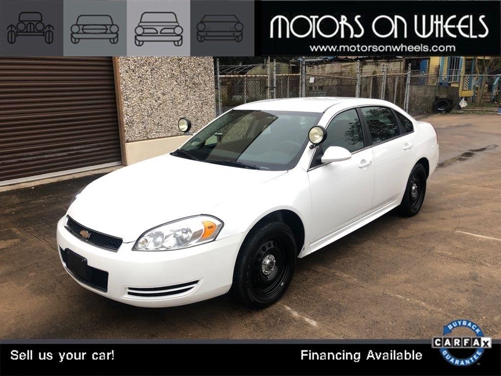 Chevrolet Impala 2014 $7491.00 incacar.com