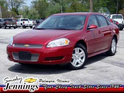 Chevrolet Impala 2014 $12594.00 incacar.com