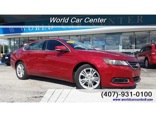 Chevrolet Impala 2014 $11995.00 incacar.com